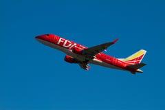 170 flygbolag drömm erj fuji Royaltyfri Foto