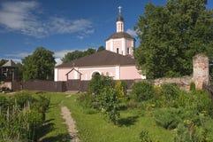 1705年上生教会 库存图片