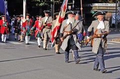1706年再制定9月围困都灵 库存照片