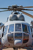 171sh克罗地亚直升机mi军人 免版税库存照片