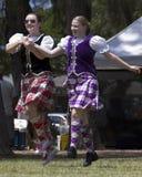 172 175 höglands- dansare Fotografering för Bildbyråer