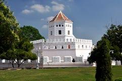 1782年曼谷堡垒phra sumane泰国 库存图片