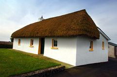 17th Century Cottage Royalty Free Stock Images