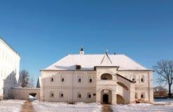 18世纪的古老建筑 图库摄影