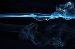 18个抽象系列烟 免版税库存照片
