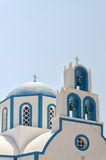 18个教会kamari 库存图片