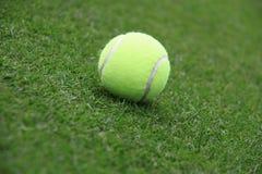 18个球网球 免版税库存图片