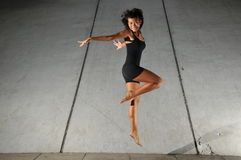 18地下舞蹈 免版税库存照片