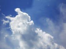 18朵云彩 图库摄影