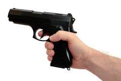 18杆枪贸易 免版税图库摄影