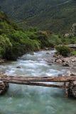 18横向milin西藏 免版税库存照片