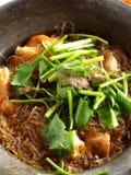 18泰国可口的食物 免版税库存图片