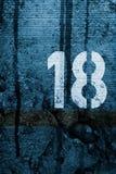 18黑暗 库存照片