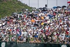 18$οι θεατές ngc2009 Στοκ Φωτογραφίες