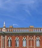 18$ος αιώνας αρχιτεκτονικ Στοκ Εικόνα