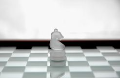 18 частей шахмат Стоковое фото RF