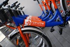 18 11月2010日波兰rzeszow Th 图库摄影