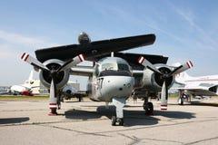 18 2011年airshow哈密尔顿6月 库存照片