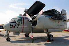 18 2011年airshow哈密尔顿6月 库存图片