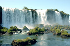 18 cataratas Royaltyfri Foto