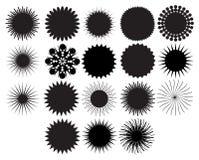 18 Design elements Stock Images