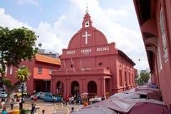 18. Jahrhundert-Kirche Lizenzfreies Stockbild