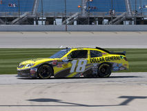#18 Kyle Busch Royalty-vrije Stock Afbeelding