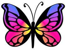 18 motyl Zdjęcie Royalty Free