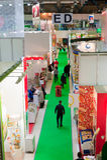 18. Prodexpo internationale Ausstellung in Moskau Lizenzfreies Stockbild