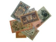 18 wieków trwać pieniądze biel Zdjęcie Stock