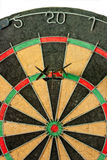 180 !!!. Concept of having business success by throwing darts Stock Images