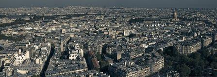 180 Panaromic Parigi Fotografia Stock