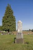 1800年墓石老s 免版税图库摄影