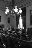 1800s ύφος αίθουσας συνδια&lam Στοκ φωτογραφία με δικαίωμα ελεύθερης χρήσης