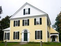 1800s de Werkelijkheid van het huis Stock Afbeeldingen