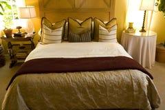 1803年卧室 免版税库存照片