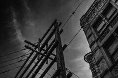181 a neglected angle-0001-a neglected angle-0001-vancouver-gastown-xe2-zeiss35-2-20151014-DSCF7563-Edit.jpg Stock Photos