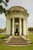 1818年教会乔治st 免版税图库摄影