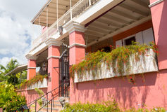 1829 Hotel in Charlotte Amalie St Thomas Stock Images