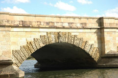 1836 brug. Stock Afbeeldingen