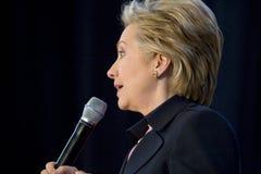 184 Клинтон hillary Стоковое Изображение