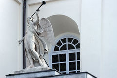 1854年天使号手 免版税库存图片