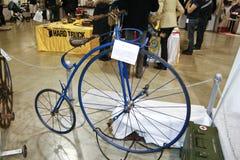 1872辆自行车法国mayer巴黎 图库摄影