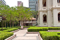 1881年遗产香港 免版税库存照片