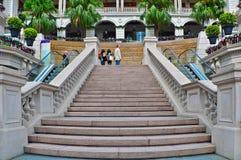 1881 arv, Hong Kong Royaltyfria Foton