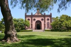 1889历史犹太教堂 库存照片
