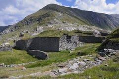 1889年堡垒pattacreuse pattacroce 免版税库存图片