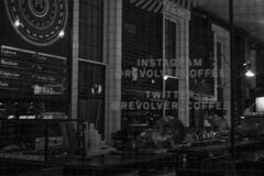 189 early morning revolver-0001-vancouver-gastown-xe2-zeiss35-2-20151026-DSCF7786-Edit.jpg Stock Images