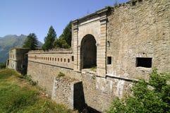 1892年堡垒意大利marie serre 免版税库存图片