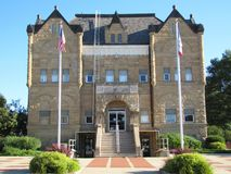 1892 Gerichtsgebäude Stockbilder